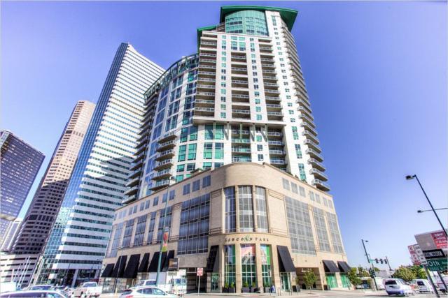 2001 Lincoln Street #1922, Denver, CO 80202 (MLS #8282486) :: 8z Real Estate
