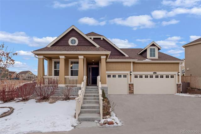 3018 El Nido Way, Castle Rock, CO 80108 (#8282756) :: Chateaux Realty Group