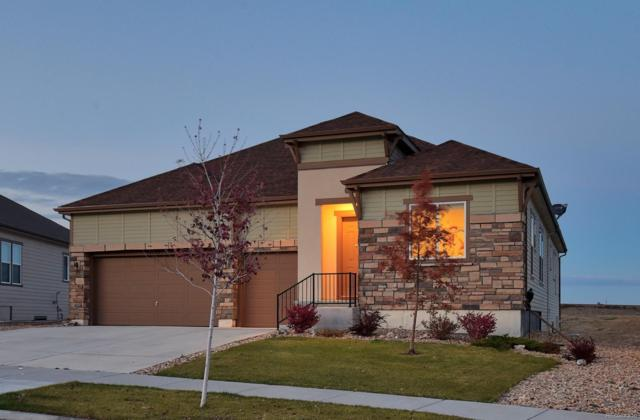 15819 W 83rd Place, Arvada, CO 80007 (#8282941) :: The Dixon Group