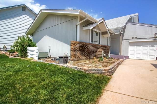 5901 W 72nd Drive, Arvada, CO 80003 (MLS #8283028) :: 8z Real Estate
