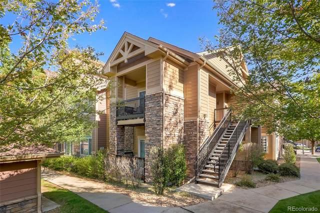10056 W Unser Drive #101, Littleton, CO 80127 (#8283178) :: The HomeSmiths Team - Keller Williams
