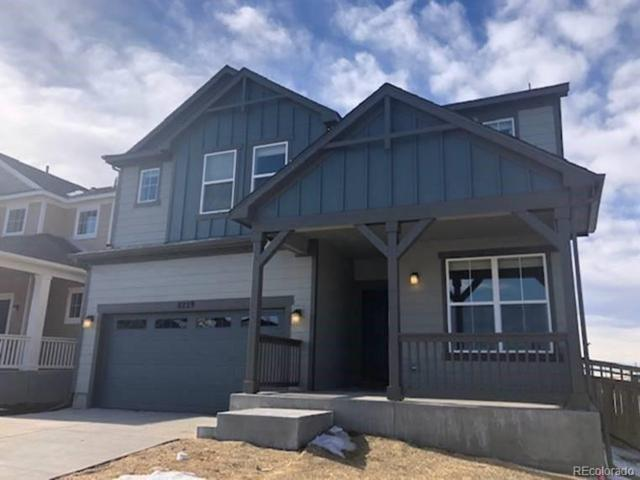 8229 S Trails Edge Way, Centennial, CO 80112 (#8283328) :: The City and Mountains Group
