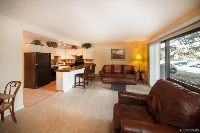 1143 Straight Creek Drive #105, Dillon, CO 80435 (MLS #8283657) :: 8z Real Estate