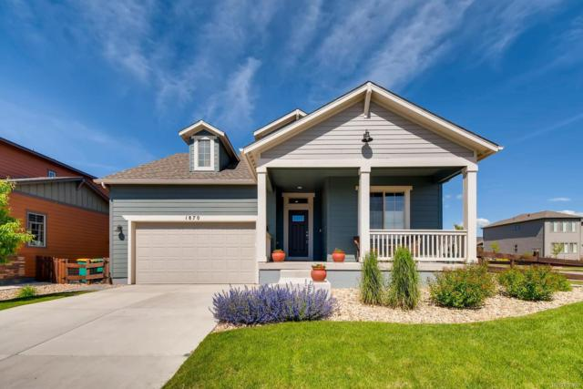 1870 Quest Drive, Erie, CO 80516 (MLS #8283945) :: Bliss Realty Group