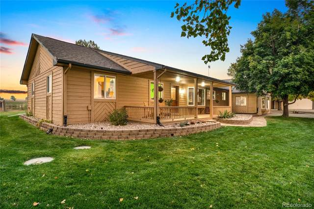 6280 E County Road 60, Fort Collins, CO 80524 (#8283990) :: Mile High Luxury Real Estate