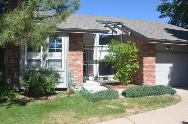 2856 S Oakland Place, Aurora, CO 80014 (MLS #8284209) :: 8z Real Estate