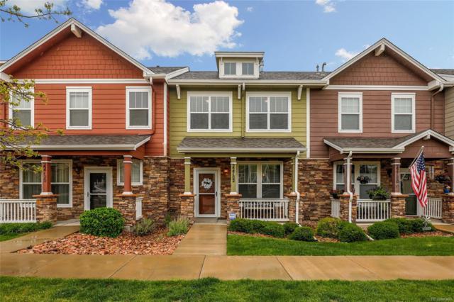 22782 E Briarwood Place, Aurora, CO 80016 (MLS #8284437) :: 8z Real Estate
