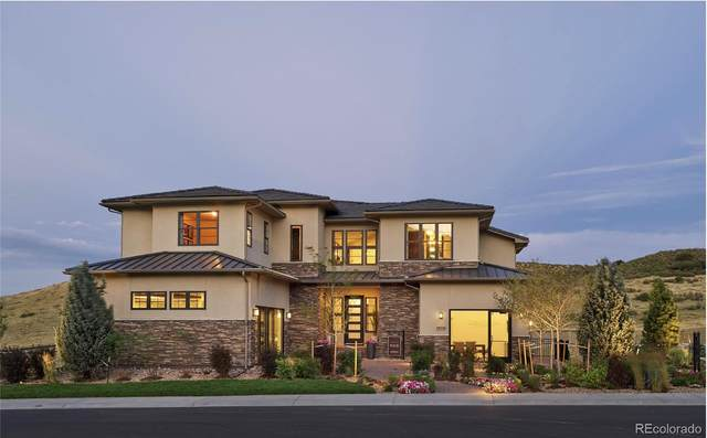 10736 Bluffside Drive, Lone Tree, CO 80124 (#8284512) :: The DeGrood Team