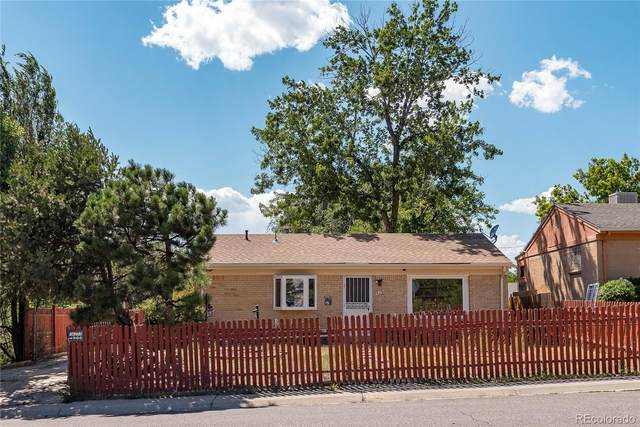 519 S Wolff Street, Denver, CO 80219 (MLS #8284686) :: 8z Real Estate