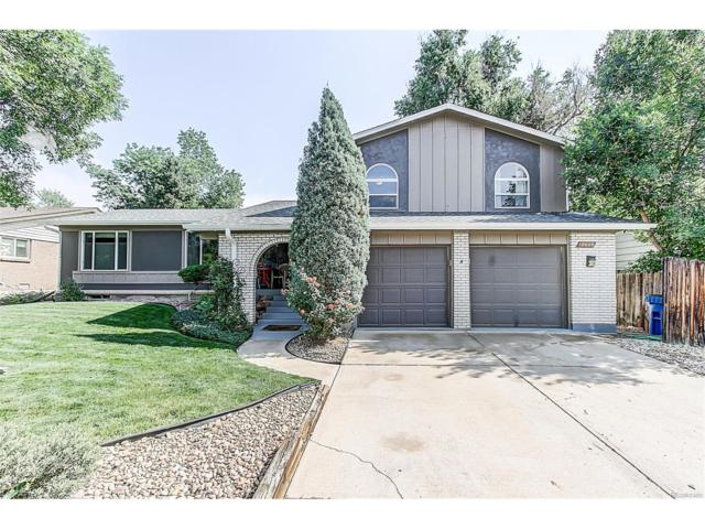 10609 W Exposition Drive, Lakewood, CO 80226 (MLS #8285006) :: 8z Real Estate