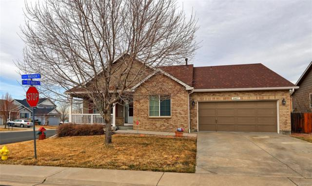 3407 Watada Street, Brighton, CO 80601 (#8285189) :: Bring Home Denver with Keller Williams Downtown Realty LLC