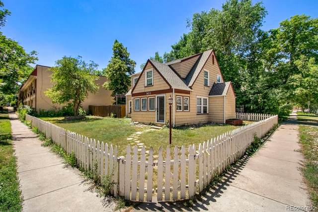 901 Remington Street, Fort Collins, CO 80524 (#8285618) :: Compass Colorado Realty