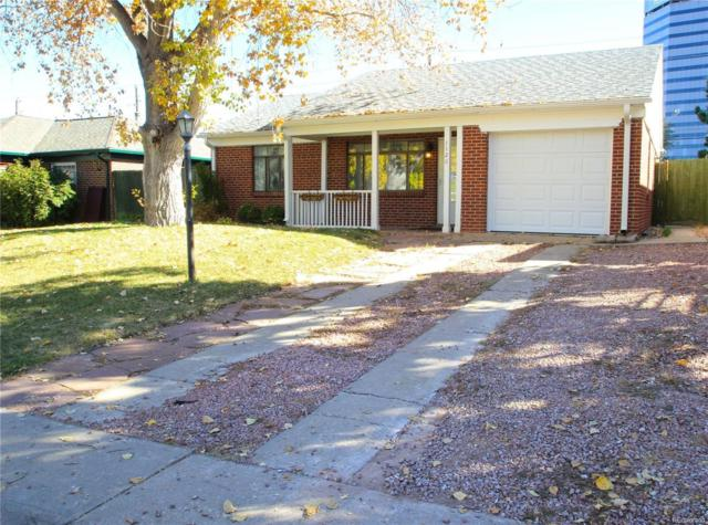 1120 S Harrison Street, Denver, CO 80210 (#8285801) :: The Heyl Group at Keller Williams