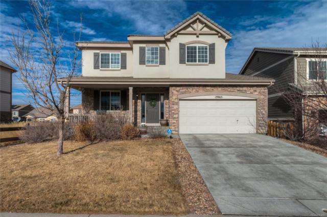 13965 Hillsboro Drive, Parker, CO 80134 (#8285816) :: The City and Mountains Group