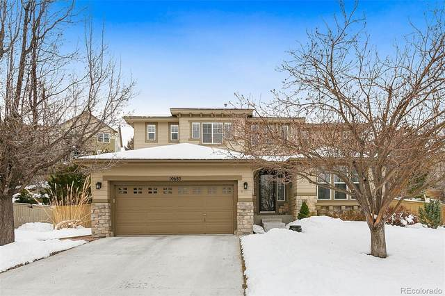 10685 Chandon Place, Highlands Ranch, CO 80126 (#8285851) :: Finch & Gable Real Estate Co.