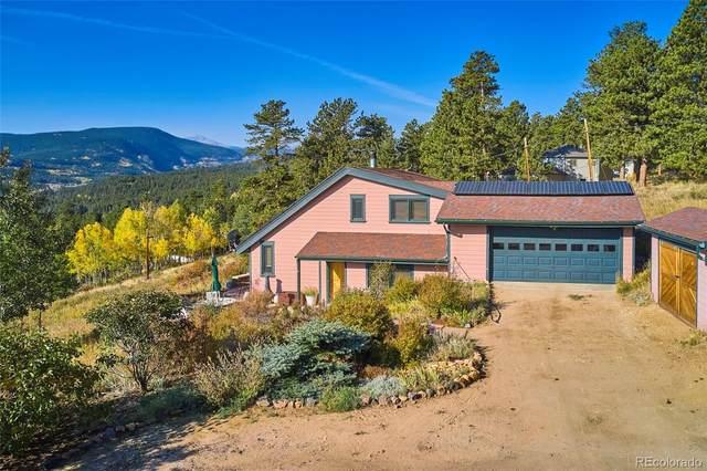 77 Navajo Trail, Nederland, CO 80466 (MLS #8285914) :: 8z Real Estate