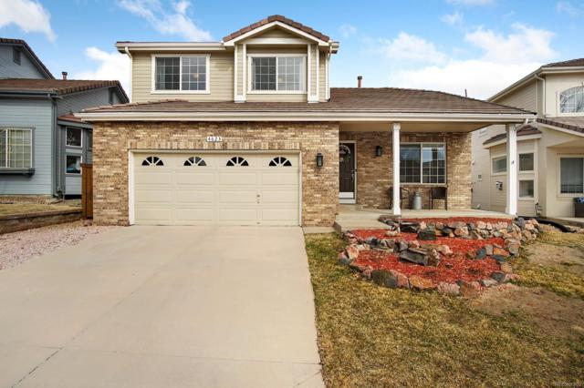 4623 Fenwood Drive, Highlands Ranch, CO 80130 (#8286009) :: 5281 Exclusive Homes Realty