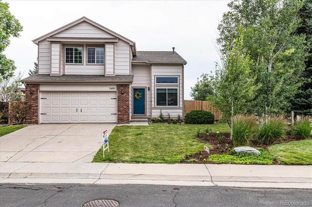 5401 S Perth Way, Centennial, CO 80015 (#8286262) :: Berkshire Hathaway HomeServices Innovative Real Estate