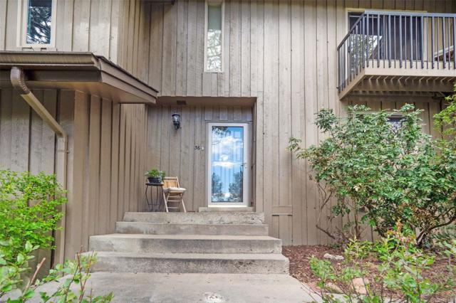 2308 Hearth Drive #36, Evergreen, CO 80439 (MLS #8286265) :: Kittle Real Estate