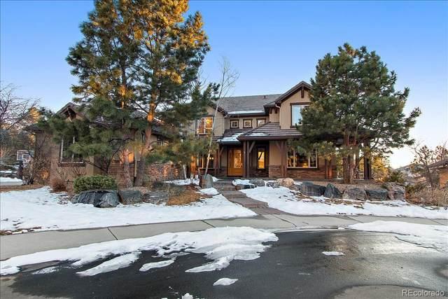 4775 Silver Pine Drive, Castle Rock, CO 80108 (MLS #8286390) :: 8z Real Estate