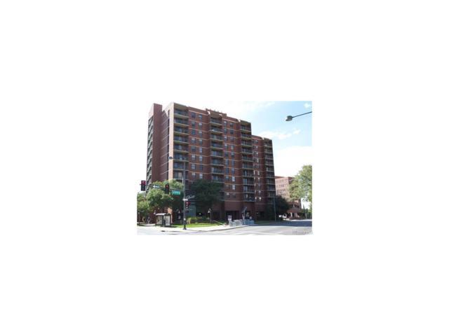 1301 Speer Boulevard #508, Denver, CO 80204 (MLS #8286555) :: 8z Real Estate