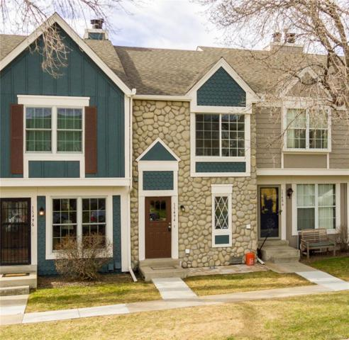 15494 E Louisiana Avenue, Aurora, CO 80017 (#8286813) :: Colorado Team Real Estate