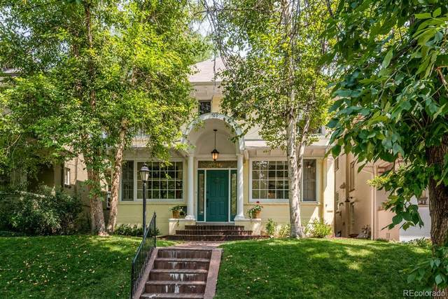 760 N Marion Street, Denver, CO 80218 (MLS #8286945) :: 8z Real Estate