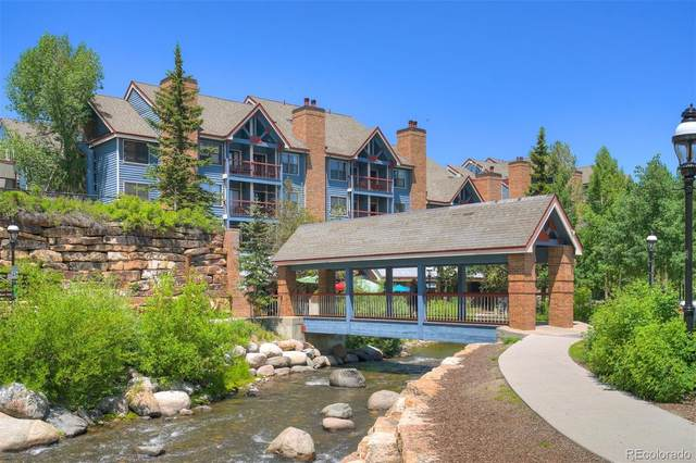 100 S Park Avenue #211, Breckenridge, CO 80424 (#8287298) :: The Gilbert Group