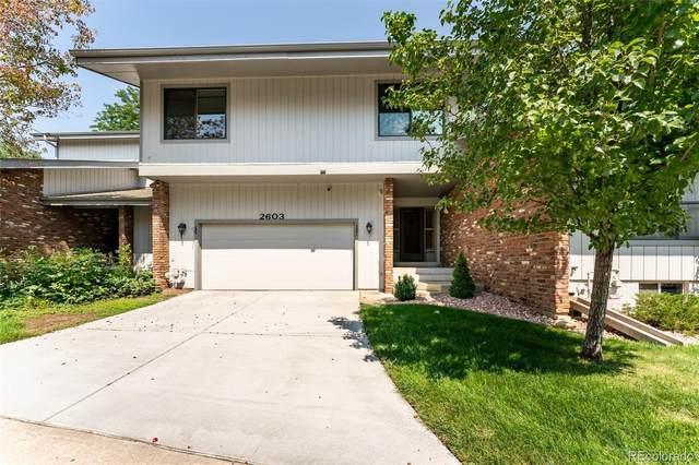 2603 S Wadsworth Circle #5, Lakewood, CO 80227 (#8287507) :: Own-Sweethome Team