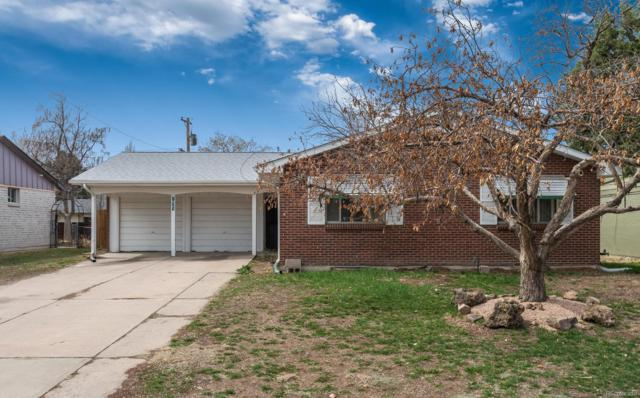 795 S Jersey Street, Denver, CO 80224 (#8288759) :: The Heyl Group at Keller Williams