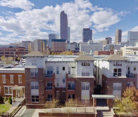 1727 Pearl Street #203, Denver, CO 80203 (#8289008) :: My Home Team