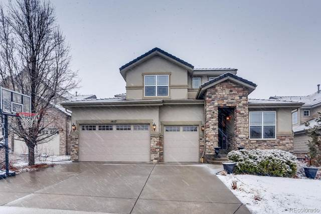 14117 Hillrose Place, Parker, CO 80134 (#8289321) :: The HomeSmiths Team - Keller Williams