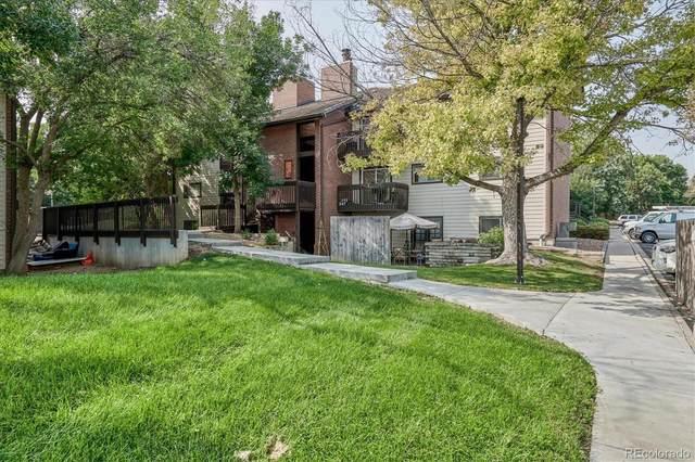 14806 E 2nd Avenue 204G, Aurora, CO 80011 (MLS #8289434) :: Find Colorado