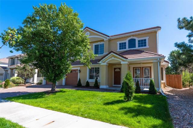 11852 Chambers Drive, Commerce City, CO 80022 (#8289561) :: Arnie Stein Team | RE/MAX Masters Millennium