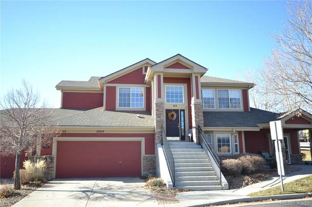 13959 Legend Trail #103, Broomfield, CO 80023 (#8289744) :: Real Estate Professionals