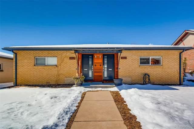 2661 Perry Street, Denver, CO 80212 (#8290521) :: iHomes Colorado