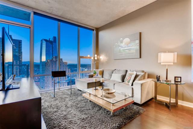 891 14th Street #3503, Denver, CO 80202 (#8290562) :: The Griffith Home Team