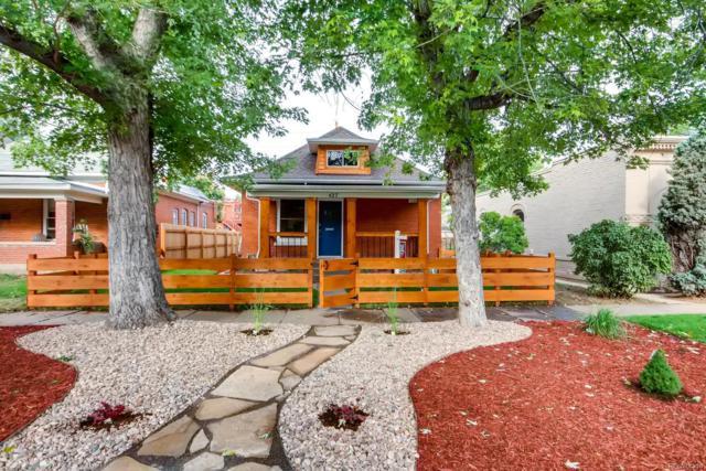 427 S Grant Street, Denver, CO 80209 (#8290825) :: The HomeSmiths Team - Keller Williams