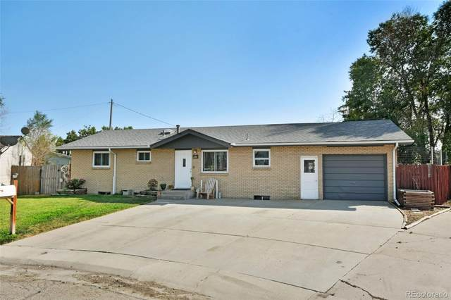 220 11th Street, Fort Lupton, CO 80621 (#8290882) :: Finch & Gable Real Estate Co.
