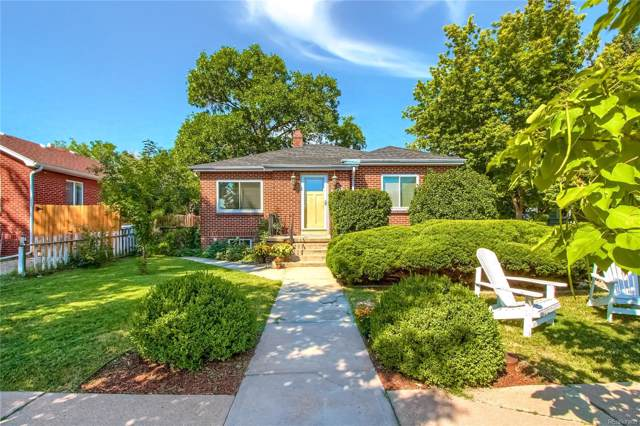 1547 Ames Street, Lakewood, CO 80214 (MLS #8291424) :: 8z Real Estate