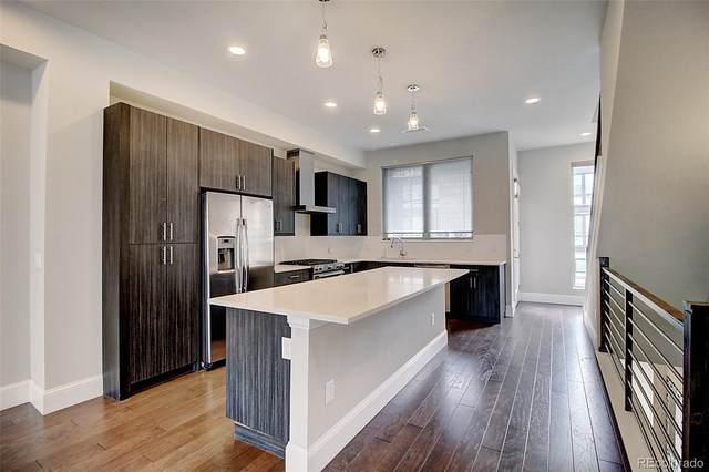 75 W 10th Avenue, Denver, CO 80204 (#8291583) :: Sultan Newman Group