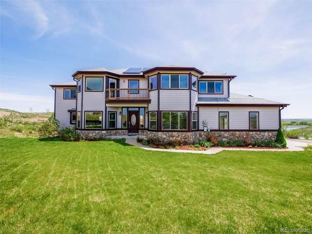 10381 E 142nd Avenue, Thornton, CO 80602 (MLS #8291969) :: 8z Real Estate