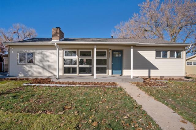 825 Miller Street, Lakewood, CO 80215 (#8292070) :: The Heyl Group at Keller Williams