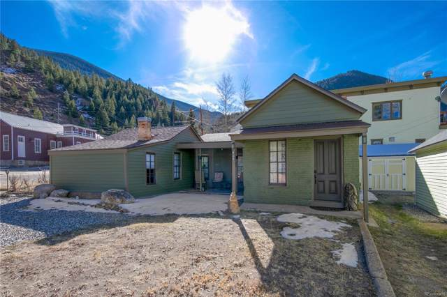 405 7th Street, Georgetown, CO 80444 (#8292074) :: 5281 Exclusive Homes Realty