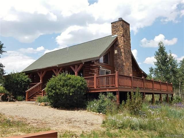 1029 Sheep Ridge Road, Fairplay, CO 80440 (#8292169) :: The HomeSmiths Team - Keller Williams