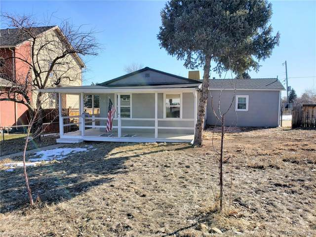810 Welch Street, Lakewood, CO 80401 (MLS #8292375) :: 8z Real Estate
