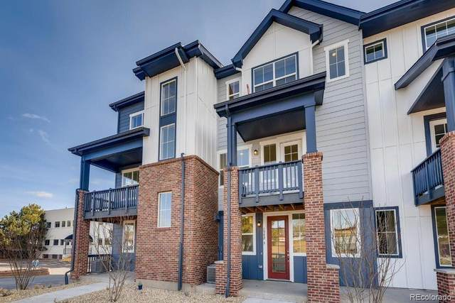 1330 Independence Street #4, Lakewood, CO 80215 (MLS #8292592) :: Wheelhouse Realty