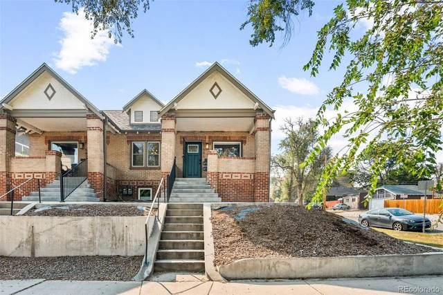 1591 Osceola Street, Denver, CO 80204 (#8293256) :: The Griffith Home Team