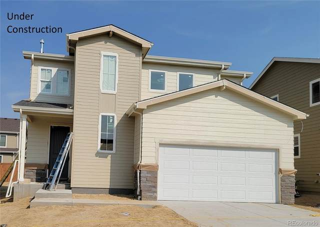 1206 104th Avenue, Greeley, CO 80634 (#8293335) :: The DeGrood Team