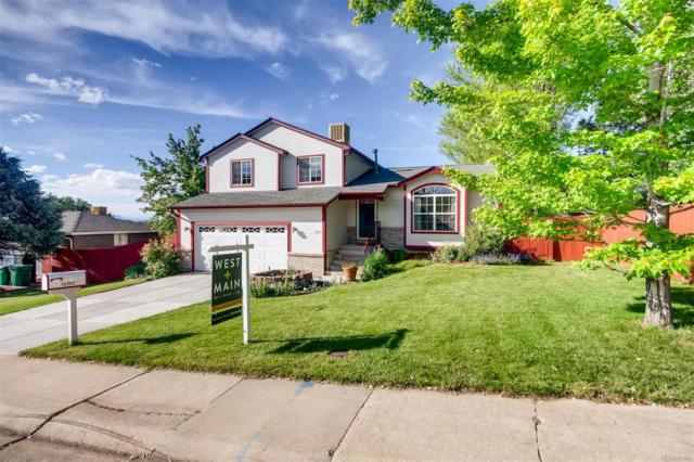 12195 W 7th Drive, Lakewood, CO 80401 (#8293428) :: The HomeSmiths Team - Keller Williams